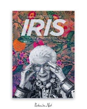 Iris afiş