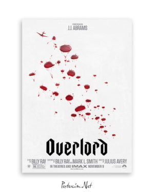 Overlord afiş