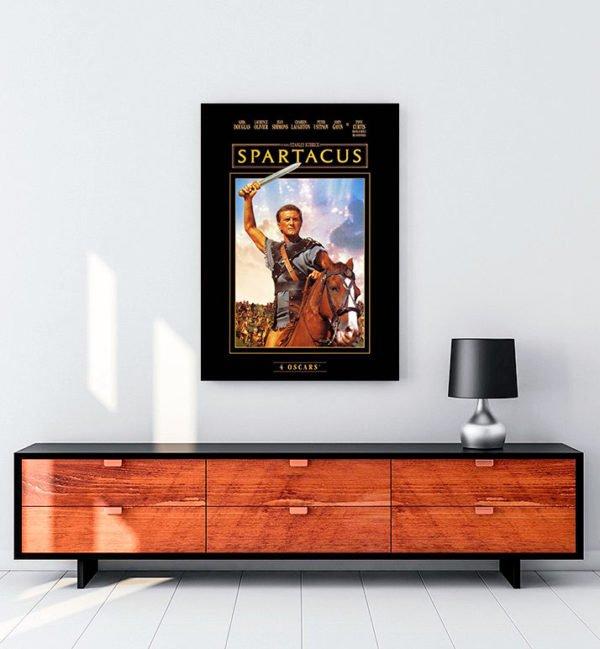 Spartacus kanvas tablo