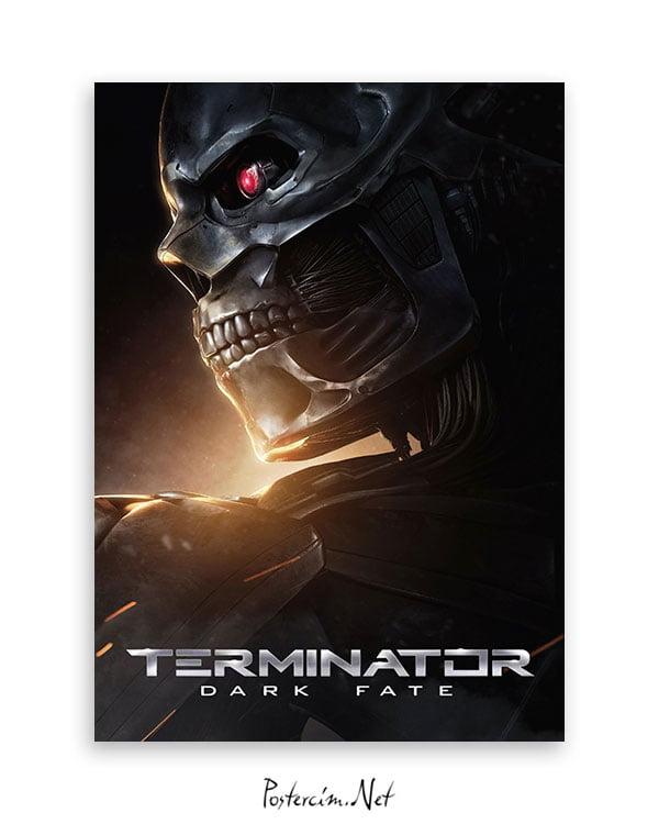 Terminator Dark Fate afiş