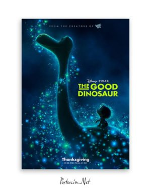 The Good Dinosaur afiş