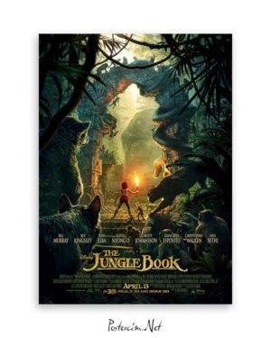 The Jungle Book afiş