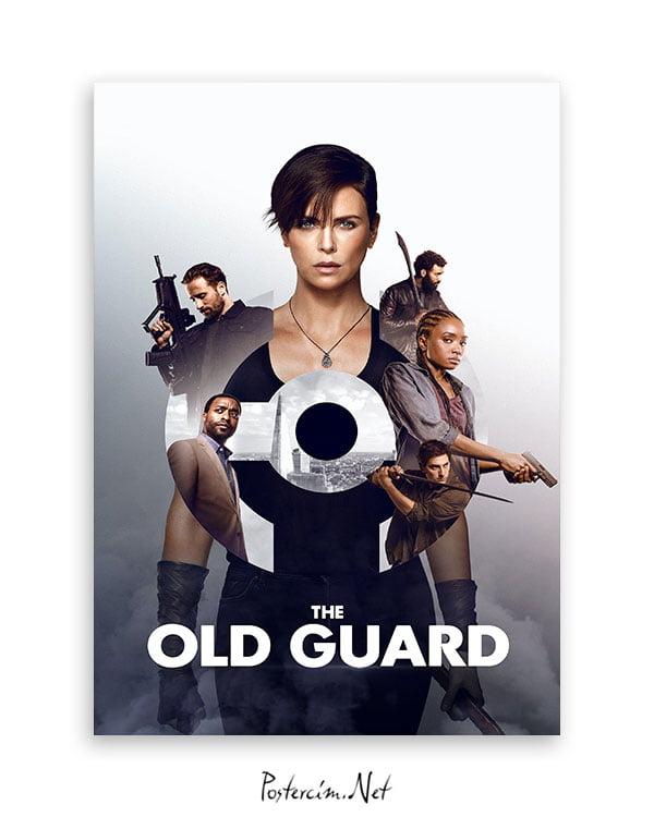 The Old Guard afiş