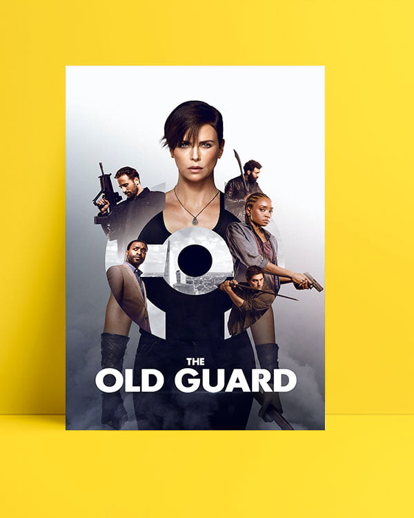 The Old Guard poster