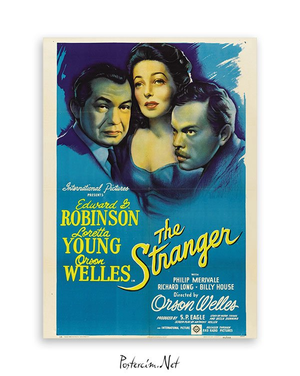 The Stranger afiş