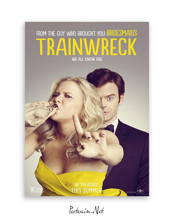 Trainwreck afiş