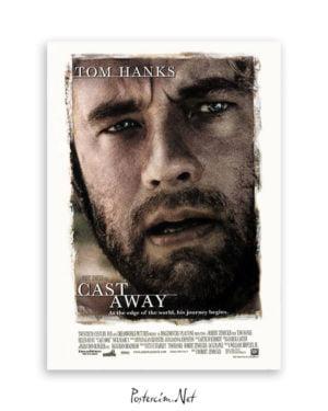 Cast Away afiş