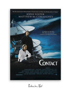 Contact afiş