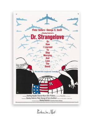 Dr. Strangelove afiş