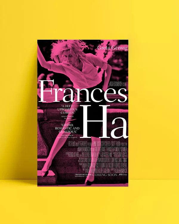 Frances Ha posteri