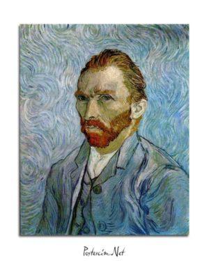 Vincent van Gogh - Otoportre posteri