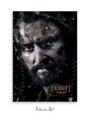 Hobbit: Beş Ordunun Savaşı afiş