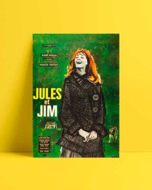 Jules and Jim afiş satın al