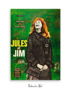 Jules and Jim poster satın al