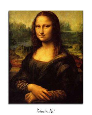 Leonardo Da Vinci - Mona Lisa posteri