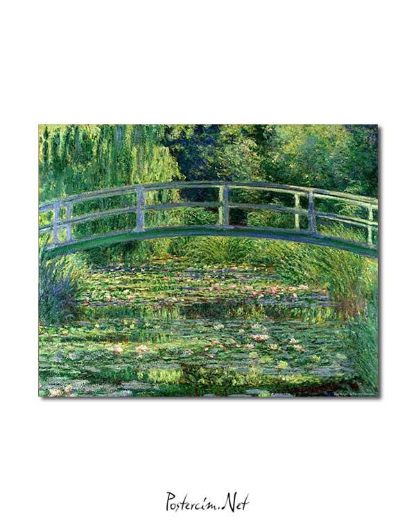 Claude Monet - Nilüfer Havuzu posteri