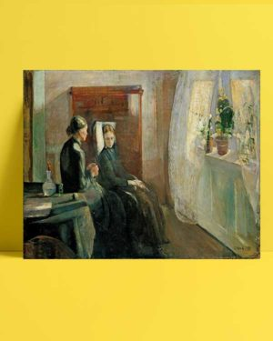 Edvard Munch - Bahar afişi