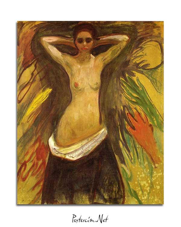 Edvard Munch - Eller posteri