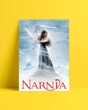 The Chronicles of Narnia afiş satın al