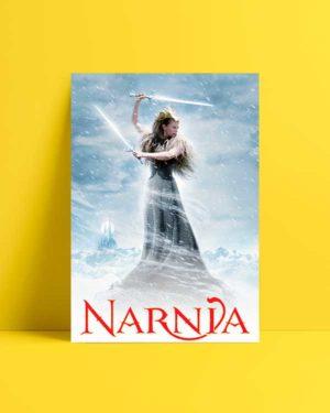 The Chronicles of Narnia afiş satın al