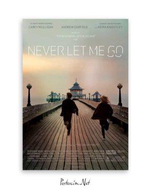 Never Let Me Go Beni Asla Bırakma poster