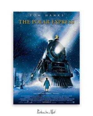 The Polar Express afiş