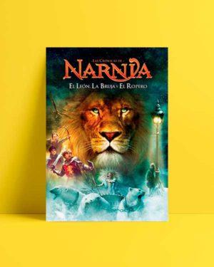 narnia günlükleri afiş satın al