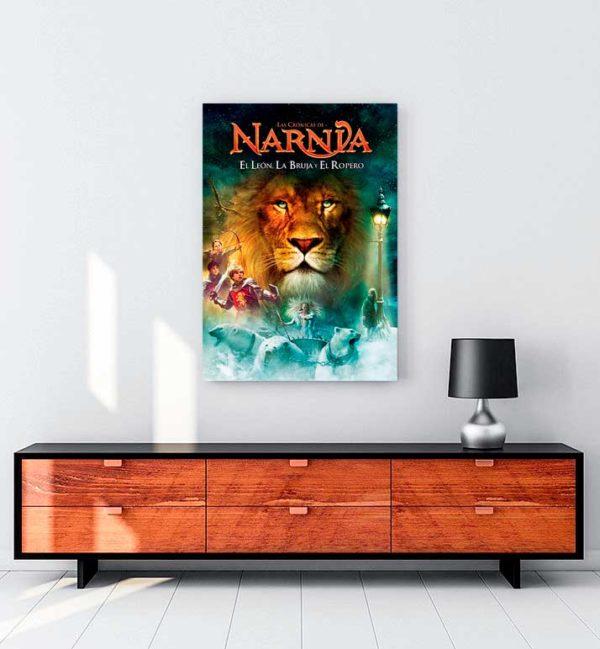 narnia günlükleri kanvas tablo satın al
