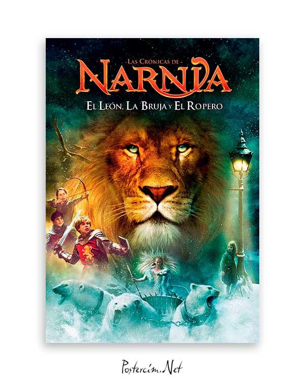 narnia günlükleri poster satın al