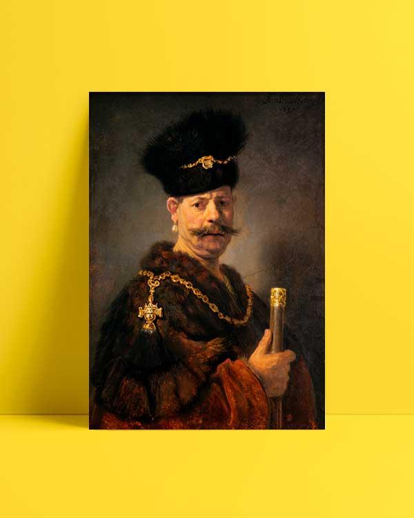 A Polish Nobleman afiş