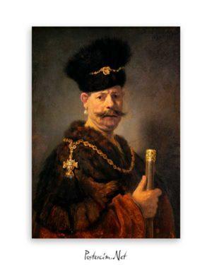 A Polish Nobleman poster