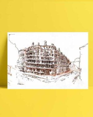 Architectural Drawings 10 afiş
