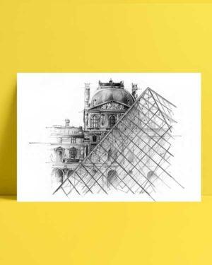 Architectural Drawings 2 afiş