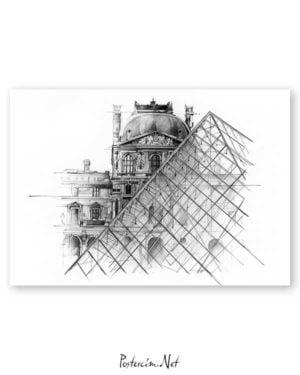Architectural Drawings 2 poster