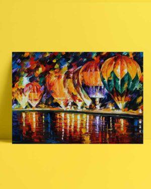 Balloon Park afiş