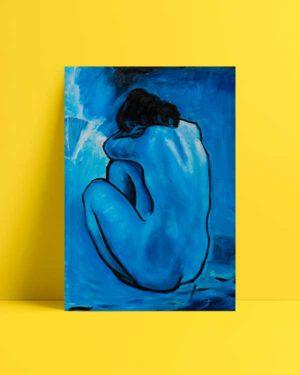 Blue Nude afiş