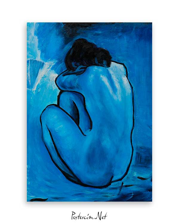 Blue Nude poster