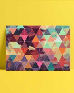 Broken Color 5 afiş