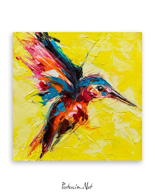 Çılgın Kuş poster