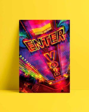 Enter the Void film afiş satın al