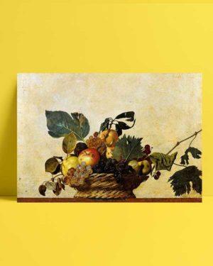 Fruit Basket afiş