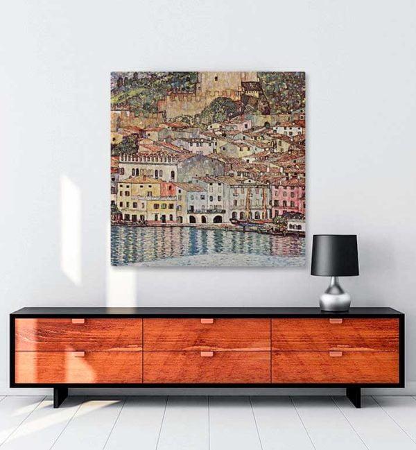 Garda Sea kanvas tablo