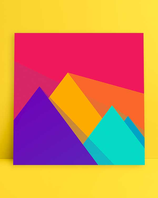 Geometry afiş