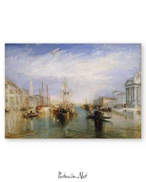 Grand Canal Venice poster