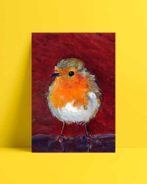 Lonely Chick afiş