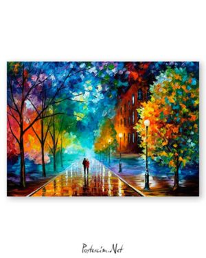 Love in Autumn poster