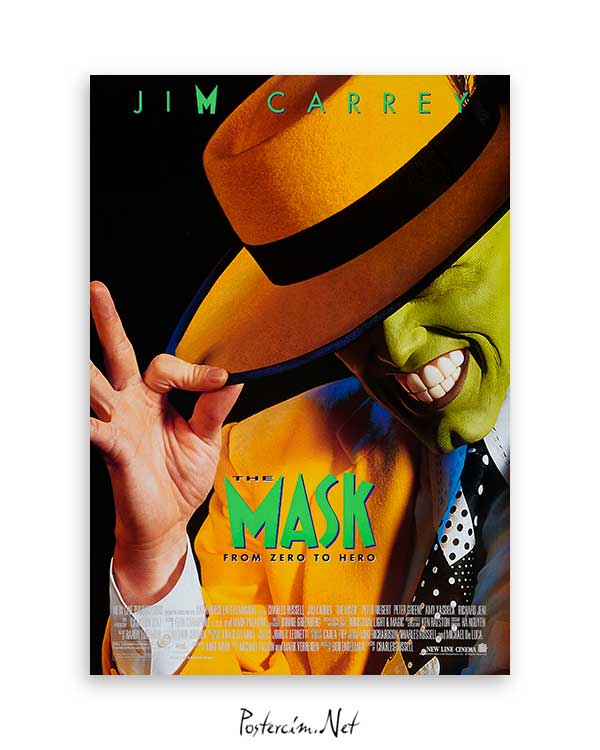 The Mask 1994 Poster