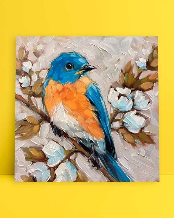 Mavi Kuş afiş