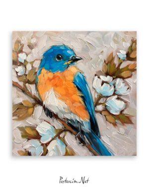 Mavi Kuş poster
