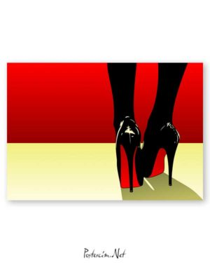 Red Shoes poster